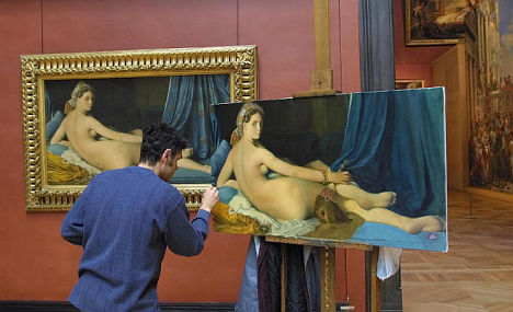 courses:gvg:ingres-copying-odalisque.jpg